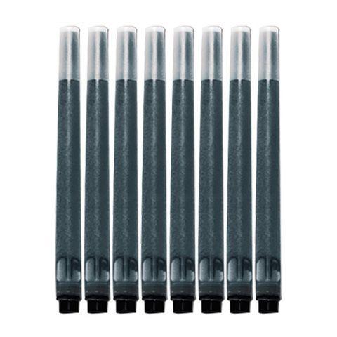 Waterman Чернила (картридж), черный, 8 шт в упаковке
