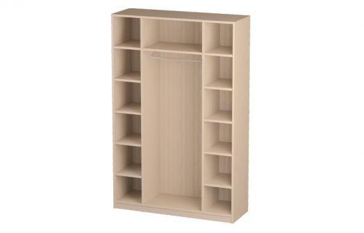 Шкаф для одежды 06.39 (каркас) спальня Волжанка