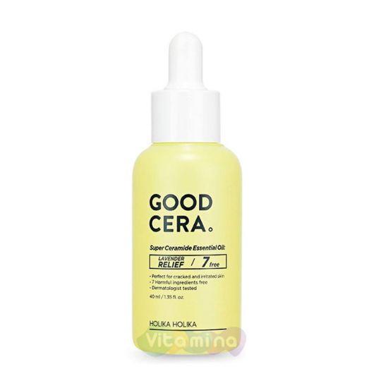 Holika Holika Универсальное масло с керамидами Good Cera Super Ceramide Essential Oil