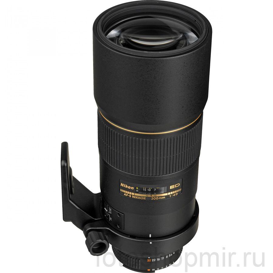Nikon 300mm f/4D ED-IF AF-S Nikkor