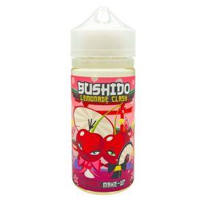 "Е-жидкость Bushido Lemonade clash ""Cherry Make-Up"", 100 мл."