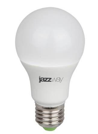 Лампа для растений Jazzway 9W PPG A60 AGRO 9W Е27 Frost