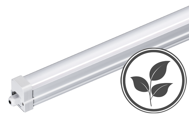 Светильник для растений Jazzway 36W IP65  PPG-WP 1200/L Agro