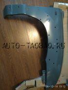 8403111U1010E  Крыло переднее левое JAC REIN /C190 (с отверстиями)