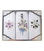 Набор платков для женщин ЭДЕМ (3шт) №PL707