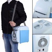 Автомобильный холодильник/нагреватель Portable Electronic Cooling and Warming Refrigerator 7.5L рис 2