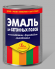 Эмаль для Бетонных Полов Новбытхим 1л Износостойкая, Полимерная