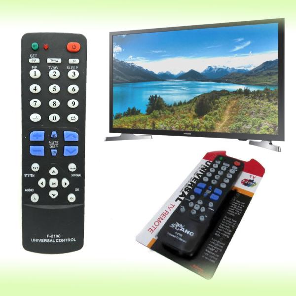 Универсальный пульт д/у для телевизора Universal Remote Control F-2100