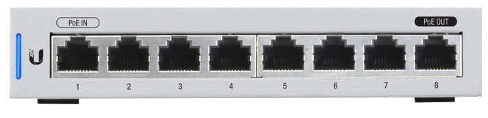 Коммутатор Ubiquiti UniFi Switch 8