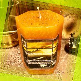 """Травяная свеча """"Привлечение клиентов"""""""