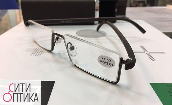 Лекторские очки в футляре Glodiatr G106  TR90