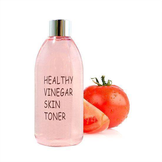 ТОНЕР ДЛЯ ЖИРНОЙ И КОМБИНИРОВАННОЙ КОЖИ ЛИЦА ТОМАТ Healthy vinegar skin toner (Tomato), 300 мл