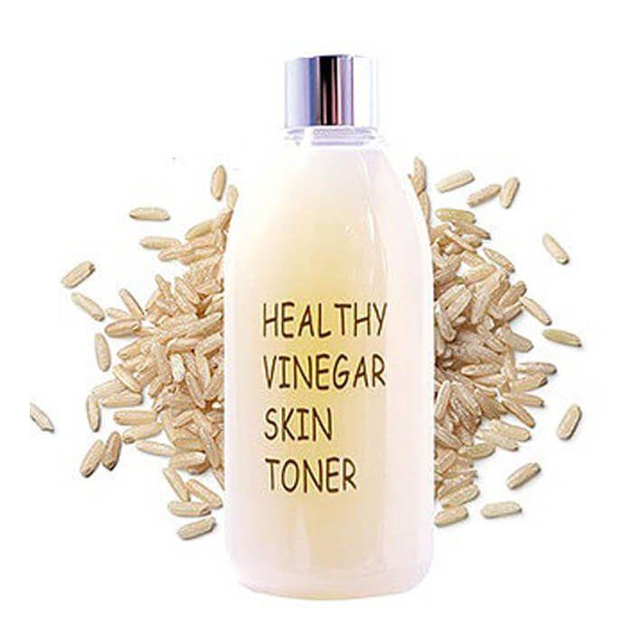 Тонер для лица РИС REALSKIN Healthy vinegar skin toner (Rice), 300 мл