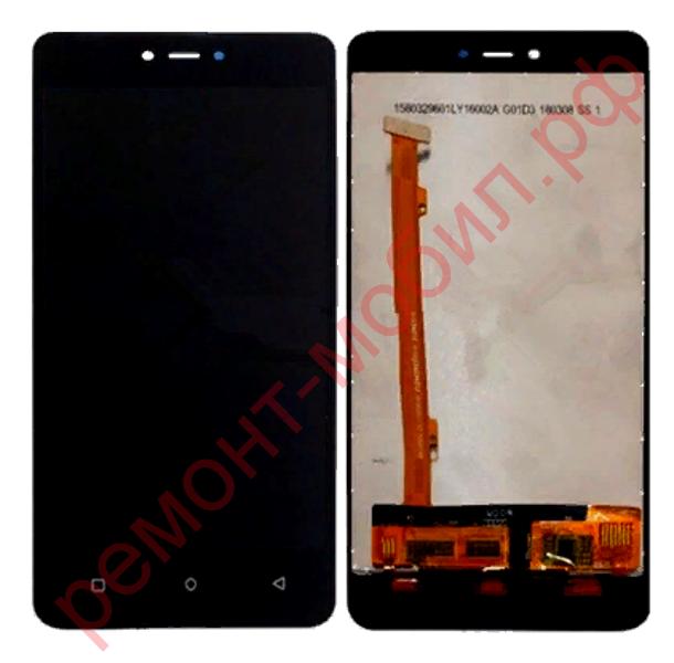 Дисплей для BQ Strike Power 4G ( BQ-5037 ) в сборе с тачскрином