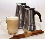 Кофеварка гейзерная на 4 чашки BH 9504