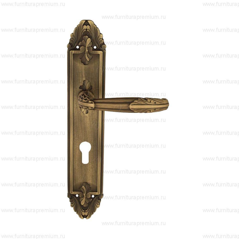Ручка на планке Venezia Angelina PL90 CYL