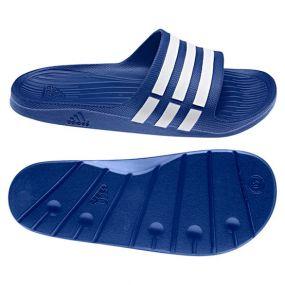 Сланцы adidas Duramo Slide синие