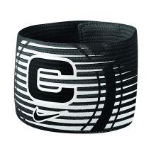 Чёрная капитанская повязка Nike Football Arm Band