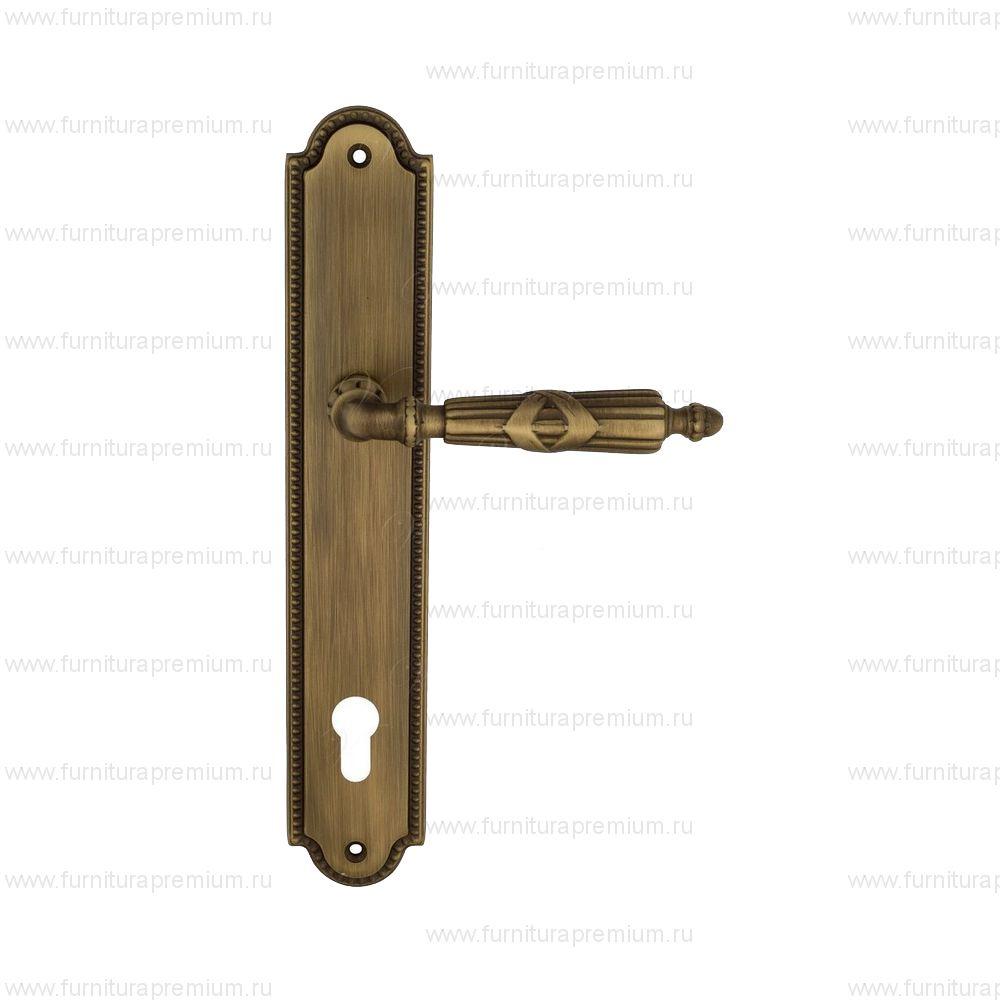 Ручка на планке Venezia Anneta PL98 CYL