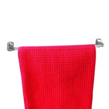 Одинарный держатель полотенец для ванной, 58 см