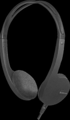 Акция!!! Гарнитура для смартфонов Accord 150 черный, кабель 1,2 м