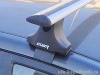 Багажник на крышу Honda Jazz, Атлант, крыловидные дуги