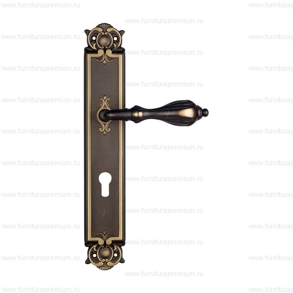 Ручка на планке Venezia Anafesto PL97 CYL