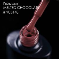 Гель-лак NUB 148 MELTED CHOCOLATE, 8 мл