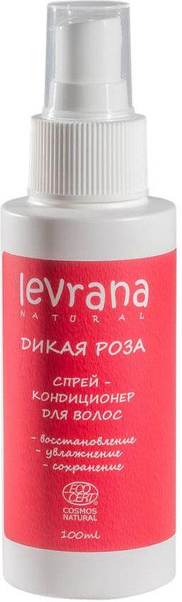 Спрей-кондиционер для волос Дикая Роза MINI Levrana (Леврана) 100 мл