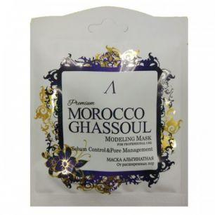 """АН"" PREMIUM Morocco Ghassoul Modeling Mask / Refill Маска альгинатная от расшир. пор (саше) 25гр"