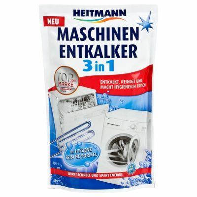 Средство от накипи Heitmann и извести для посудомоечных и стиральных машин 175 г
