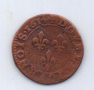 2 турнуа 1614 года Франция