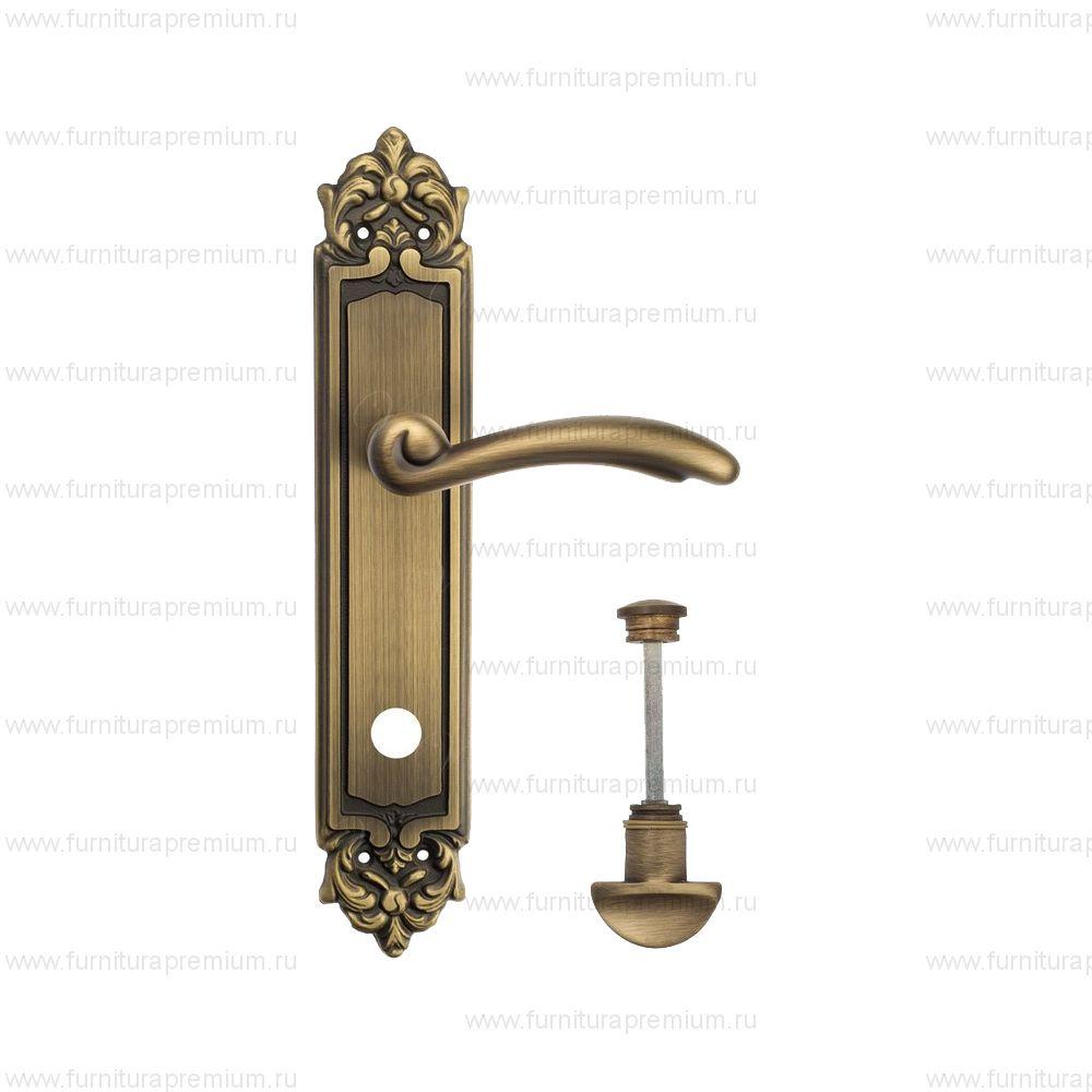 Ручка на планке Venezia Versale PL96 WC-2