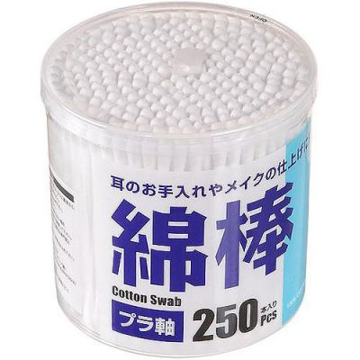 CAN DO Ватные палочки белые, 250 шт