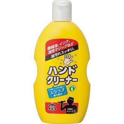Kaneyo Очищающее средство для рук удаляющее масляные и чернильные пятна и следы от перманентного маркера 400 гр