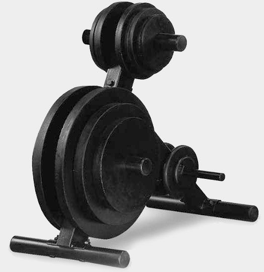 Подставка для олимпийских дисков (51 мм) Body Solid OWT24