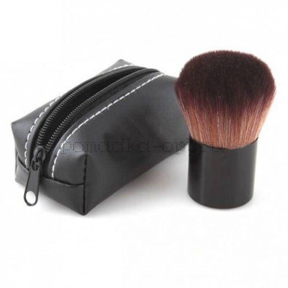 Кисть № 182 Buffer Brush Bonbon cosmetic МС