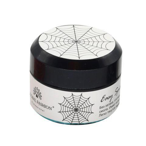 Гель паутинка Global Fashion Easy Spider Gel 5 г. белый