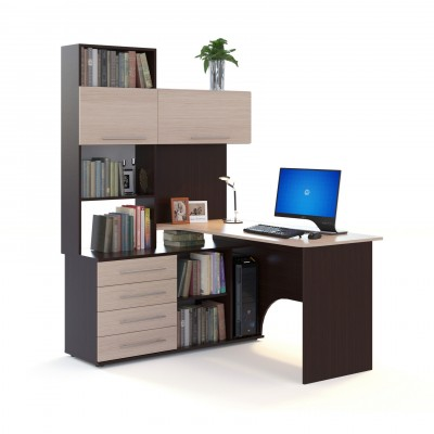 Компьютерный стол КСТ-14 СОКОЛ