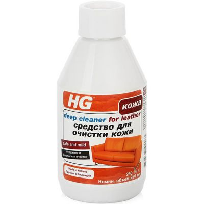 Средство для очистки кожи HG защита 4 в 1 250 мл