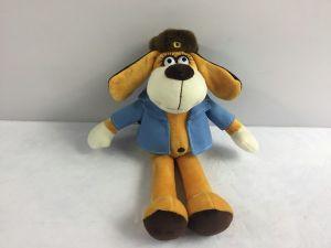 Собака в голубом пиджаке, 18см