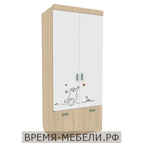 Шкаф распашной «Кот 2»