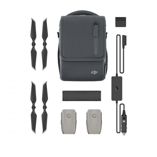 Комплект Mavic 2 Fly More Kit (Part1)