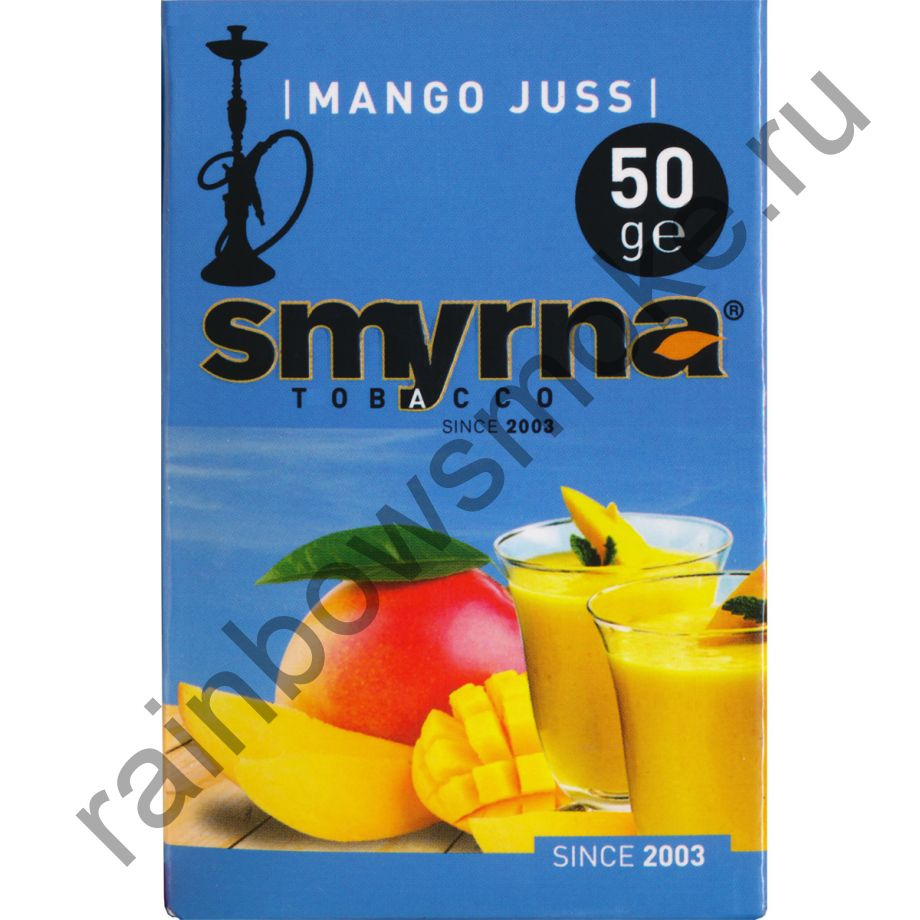 Smyrna 50 гр - Mango Juss (Манго Джусс)