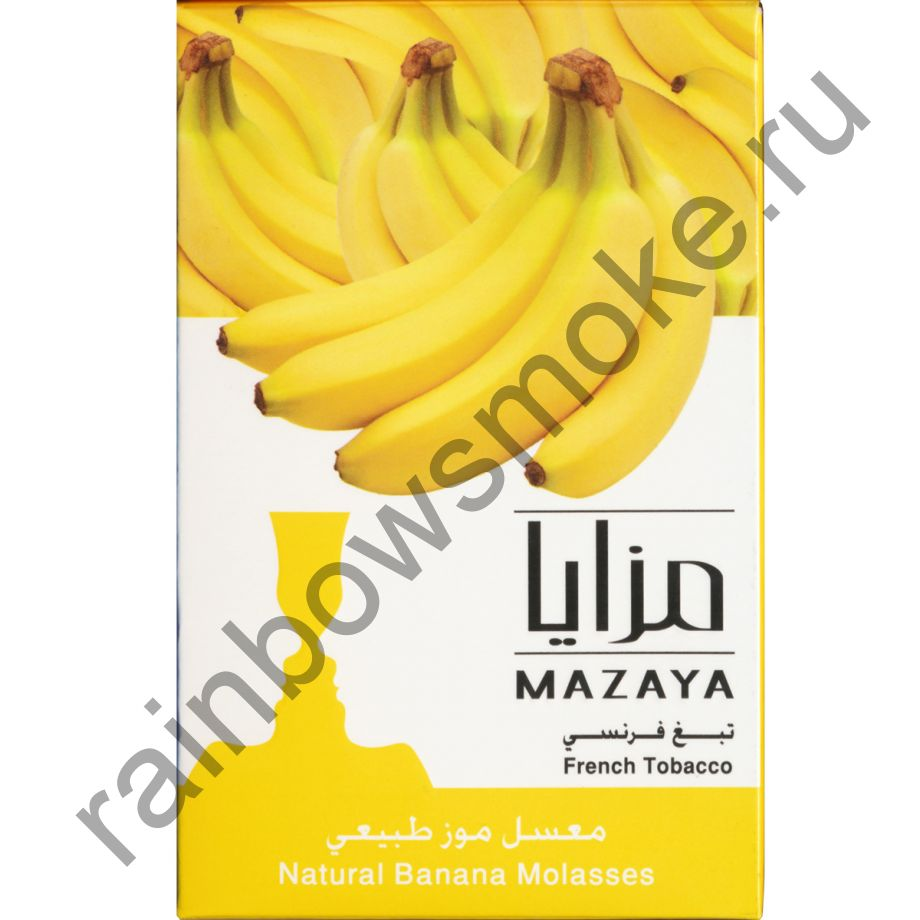 Mazaya 50 гр - Banana (Банан)