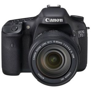 Canon EOS 7D Kit 15-85mm f/3.5-5.6 IS USM