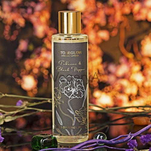 Наполнитель Чёрная замша и кардамон StoneGlow Ночные цветы