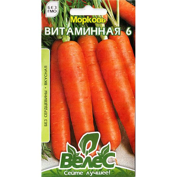 """Витаминная 6"" (3/15/20 г) от ТМ ""Велес"""