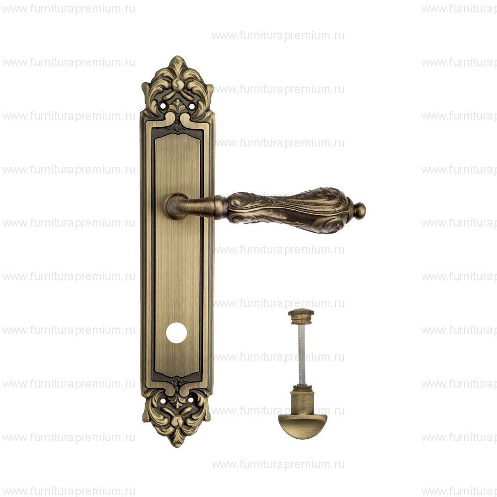 Ручка на планке Venezia Monte Cristo PL96 WC-2