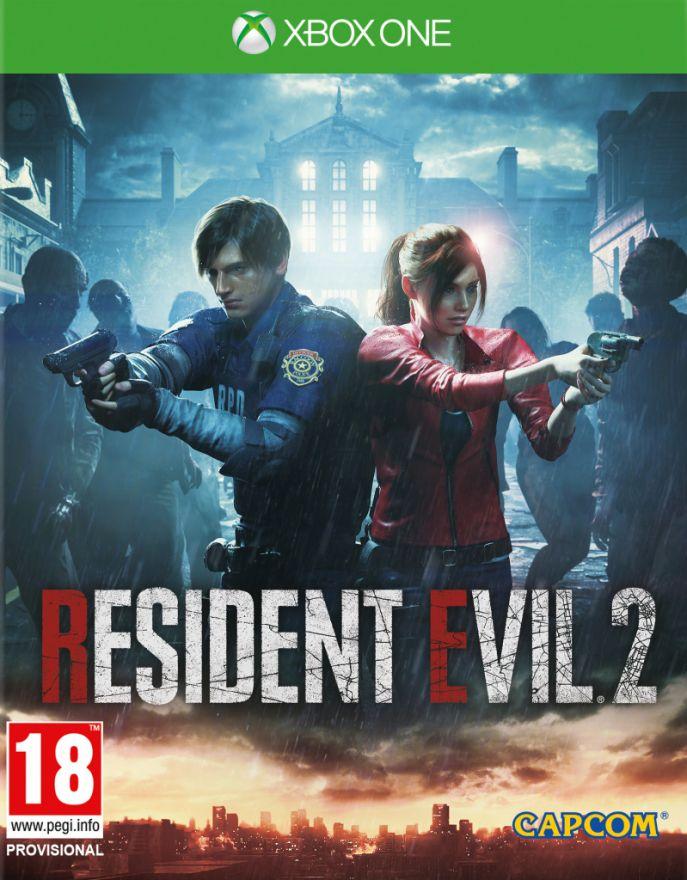 Игра Resident Evil 2 (Xbox One)